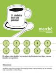 Kavine točke / Kavini bodovi