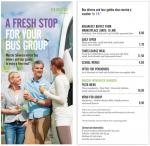 Letak Bus program / Letak BUS program