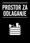 TABLICA A4 »PROSTOR ZA ODLAGANJE«